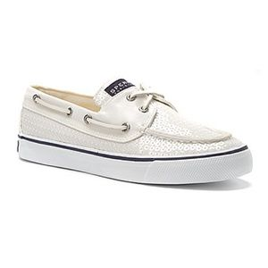 *Sperry Sequin Boat Shoes* - 👟